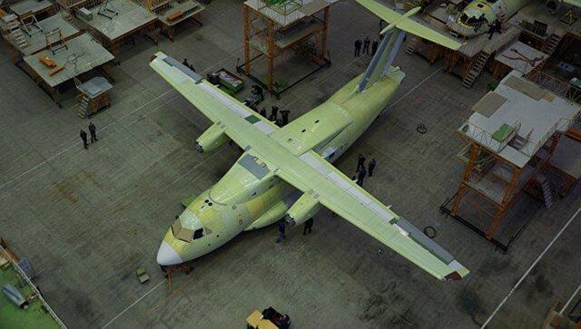 Минобороны закупит 100 самолетов Ил-112В