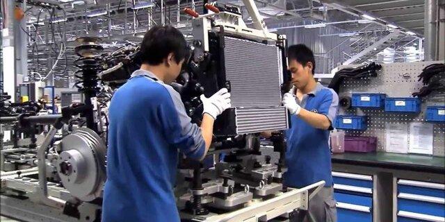 КНР позволит заграничным организациям производить автомобили исамолеты