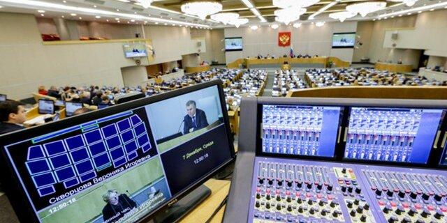 Законодательный проект обуголовной ответственности засоблюдение санкций внесен в Государственную думу