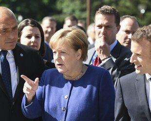 ЕС выступает против решений США по Ирану и пошлинам