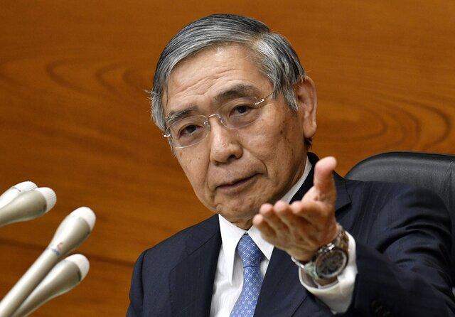 ЦБ Японии: рано обсуждать сворачивание стимулов