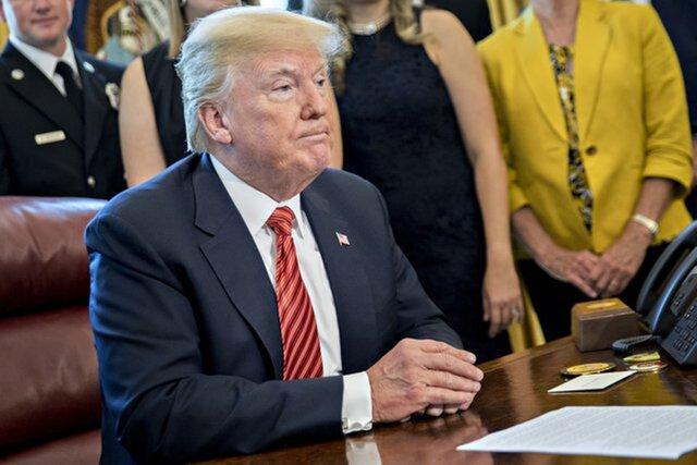 Вашингтон предложилЕС уменьшить объемы экспорта стали иалюминия на10 процентов