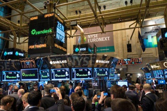 Рекорда небудет: индекс Dow Jones снова падает