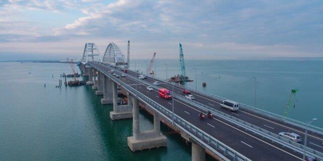 Вгосударстве Украина вкоторый раз подсчитали убытки отКрымского моста