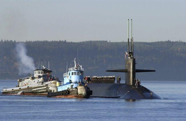Русские подлодки возглавили список самых смертоносных субмарин мира