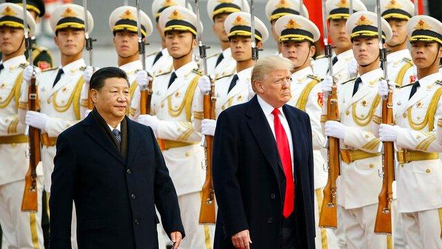 Торговая война Трампа - подарок для Китая.