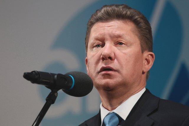 Руководитель «Газпрома» спрогнозировал исторический рекорд экспорта газа порезультатам года