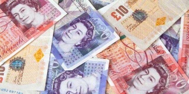 Котировка английского фунта
