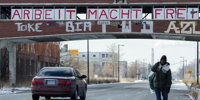 Детройт город - банкрот в США