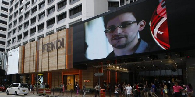 Бывший агент ЦРУ Эдвард Сноуден  взбудоражил китайский рынок