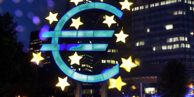 Кредитование в еврозоне падает рекордными темпами