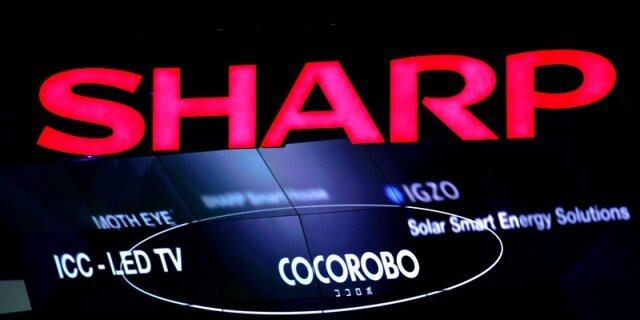 Sharp снизила ожидания от размещения акций
