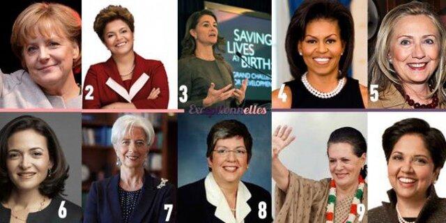 Самая могущественная женщина в мире – кто она?