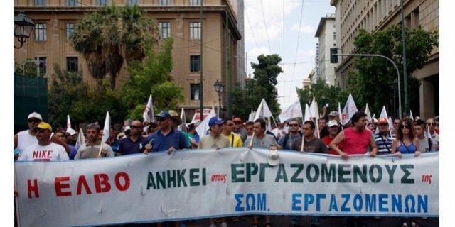 Крах Греции, как суверенной страны - кредиторы хотят закрыть её промышленные компании