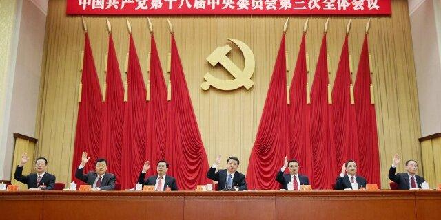 Китай повысил роль рынка